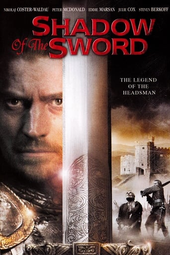 Poster of Shadow of the Sword