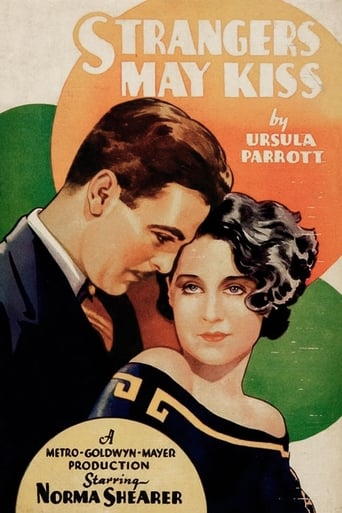 Poster of Strangers May Kiss
