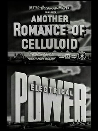 Poster of Another Romance of Celluloid: Electrical Power