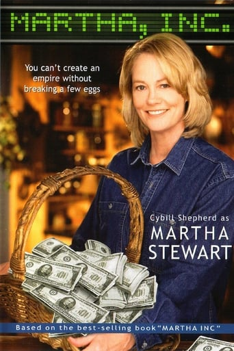 Poster of Martha, Inc.: The Story of Martha Stewart