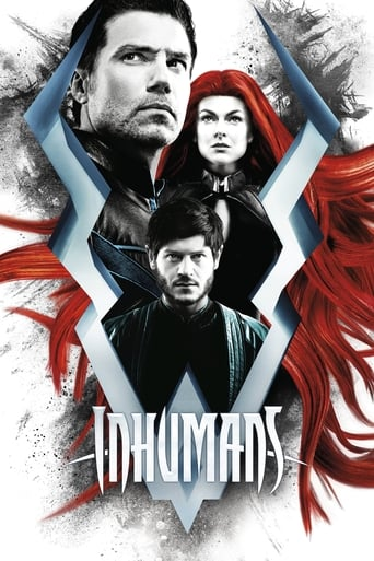Poster of Marvel's Inhumans
