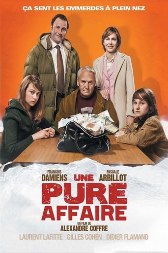 Poster of Une pure affaire