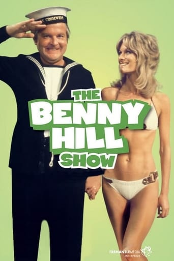 Poster of The Benny Hill Show