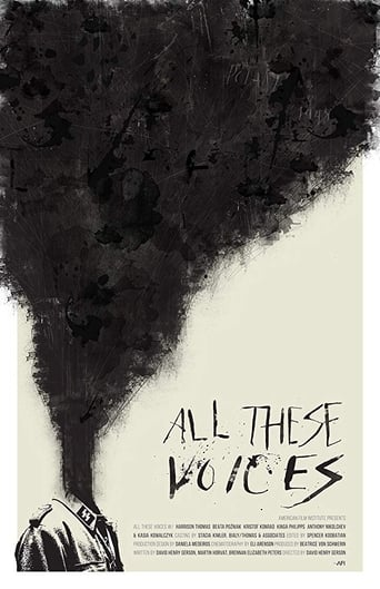 Poster of All These Voices