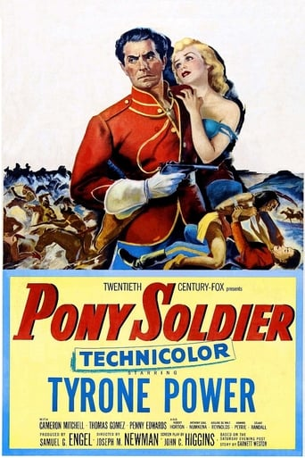 Poster of Pony Soldier