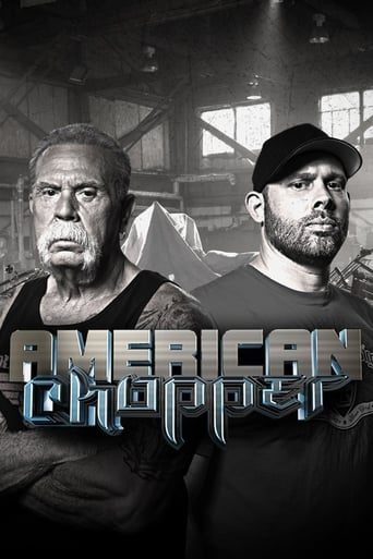 Poster of American Chopper