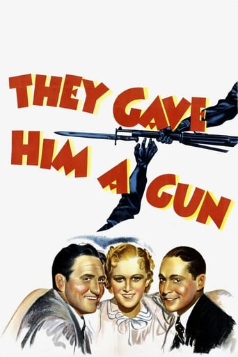 Poster of They Gave Him a Gun