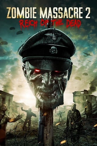 Poster of Zombie Massacre 2: Reich of the Dead