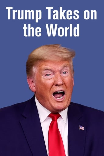 Poster of Trump Takes on the World
