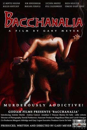 Poster of Bacchanalia