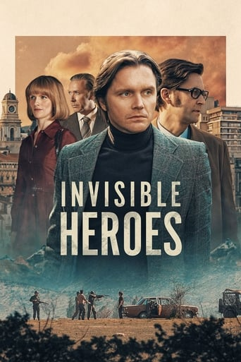 Poster of Invisible Heroes