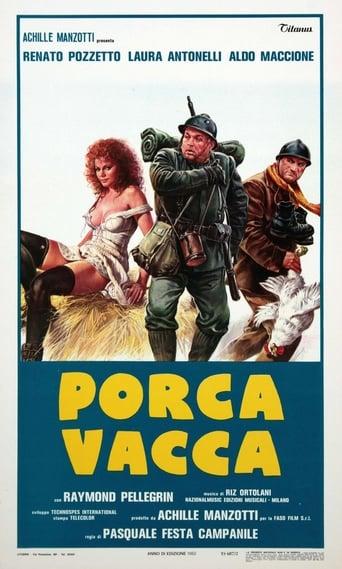 Poster of Porca vacca