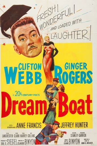 Poster of Dreamboat