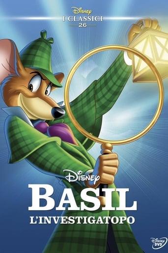 Poster of Basil l'investigatopo