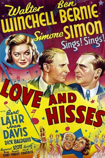 Poster of Love and Hisses