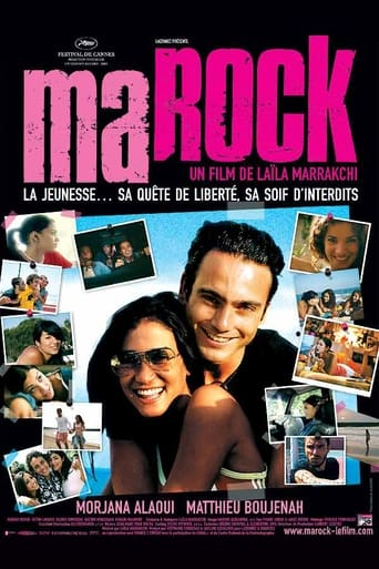 Poster of Marock