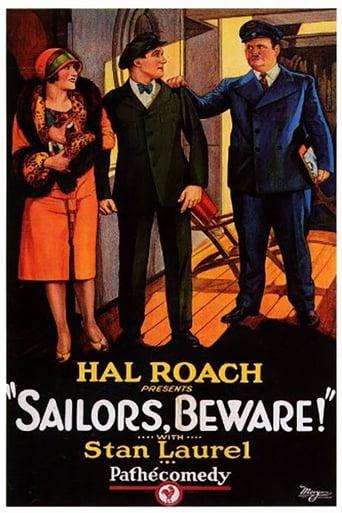 Poster of Sailors, Beware!