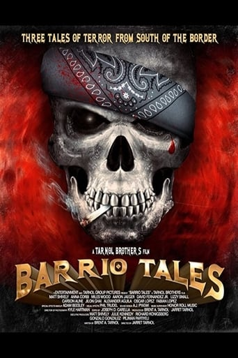 Poster of Barrio Tales