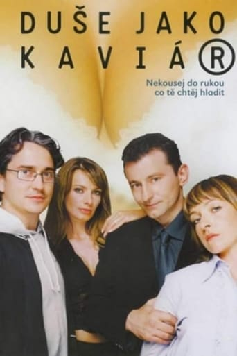 Poster of Duše jako kaviár