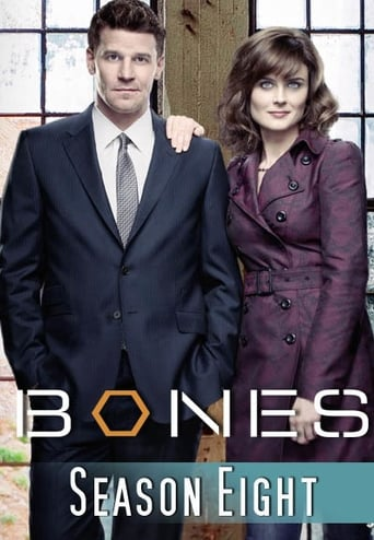 How old was Emily Deschanel in season 8 of Bones