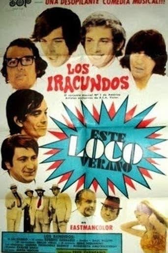 Poster of Este loco verano