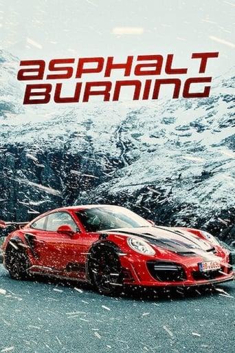 Poster of Asphalt Burning