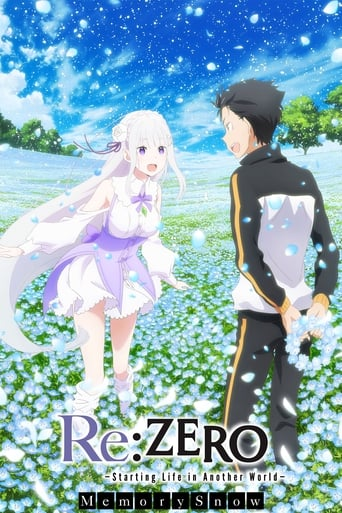 Poster of Re:ZERO - Starting Life in Another World - Memory Snow
