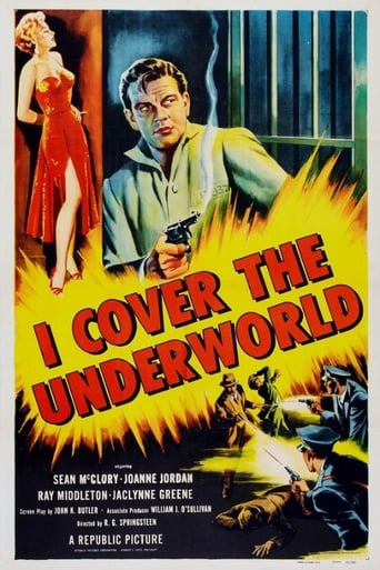 Poster of I Cover the Underworld