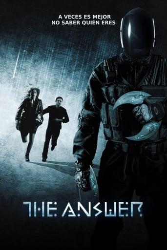 Poster of La respuesta