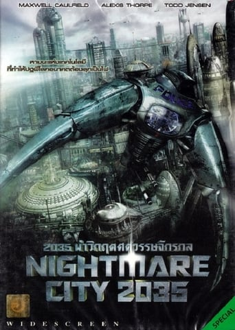 Poster of Nightmare City 2035