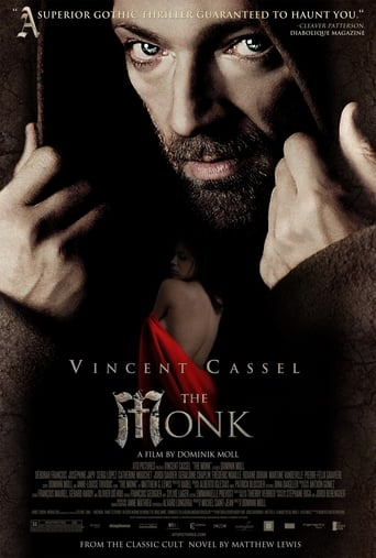 Poster of The Monk