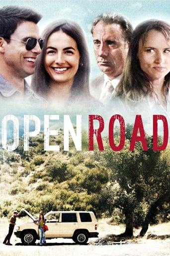 Poster of Open Road