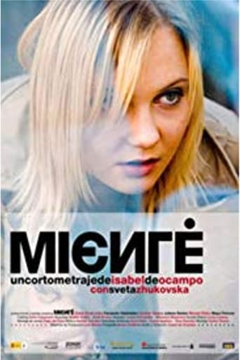 Poster of Miente