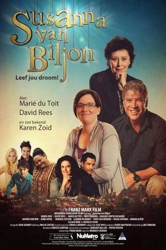 Poster of Susanna van Biljon