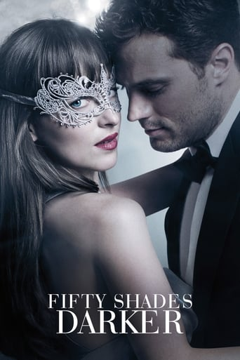 Poster of Fifty Shades Darker