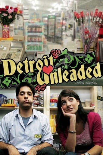 Poster of Detroit Unleaded