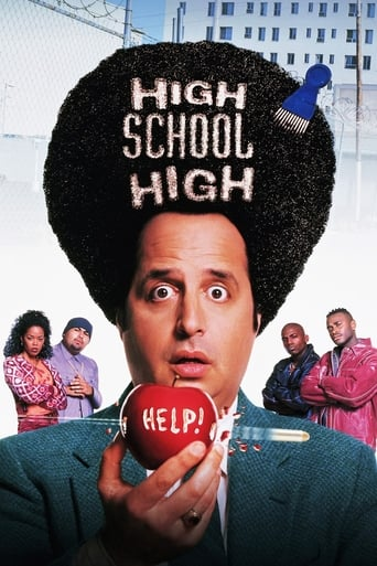Poster of High School High
