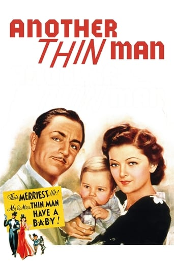 Poster of Another Thin Man