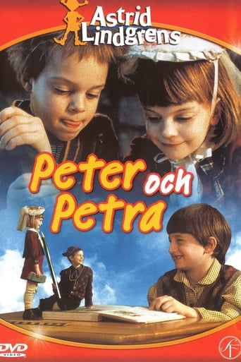 Poster of Peter och Petra