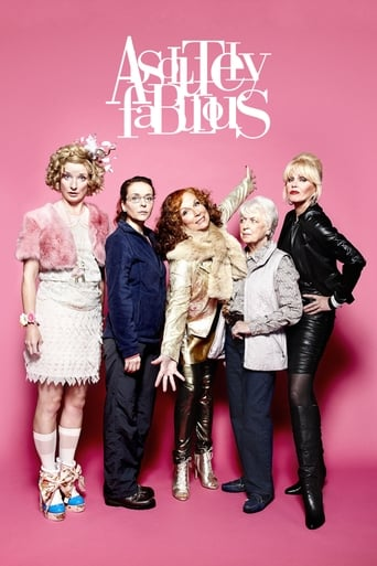 Poster of Absolutely Fabulous