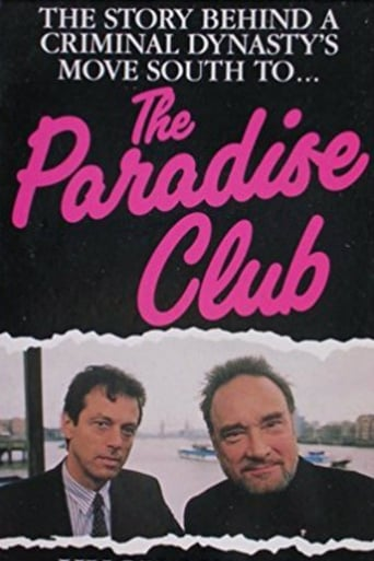 Poster of The Paradise Club