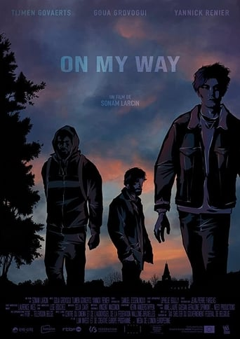 Poster of On My Way