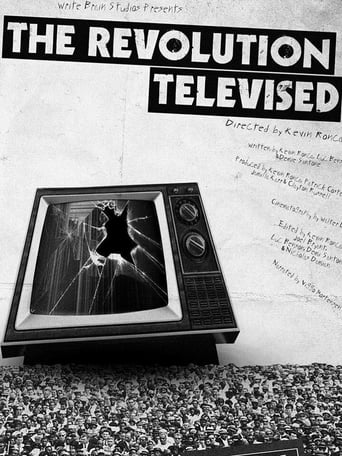 Poster of The Revolution Televised