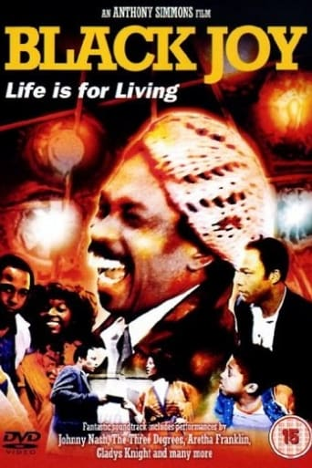 Poster of Black Joy