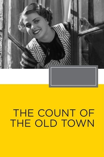 The Count of the Old Town poster
