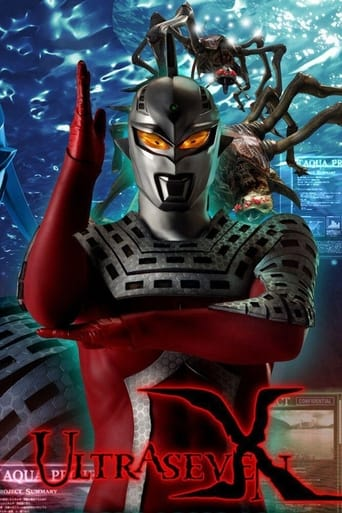 Poster of Ultraseven X