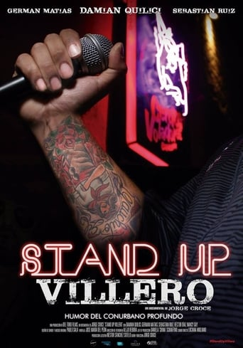 Poster of Stand up villero