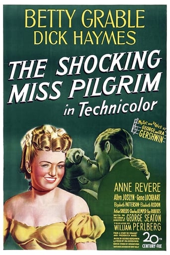 Poster of The Shocking Miss Pilgrim