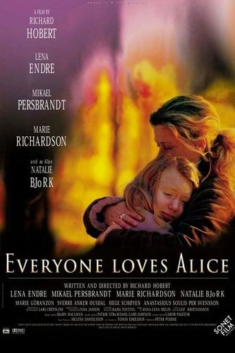 Poster of Alla älskar Alice