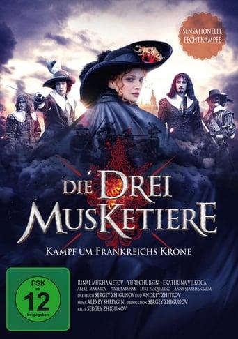 Poster of Tri mushketera
